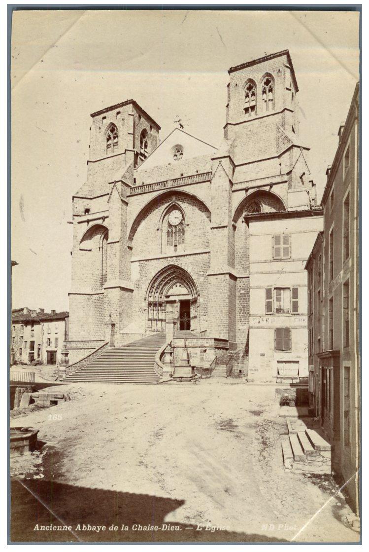 ND France Ancienne Abbaye De La Chaise Dieu