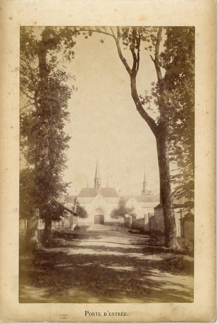 France is re grande chartreuse porte d 39 entr e by photographie originale original photograph - Grande porte d entree ...