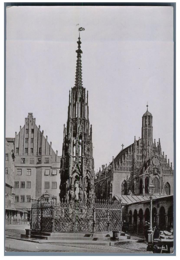 Schönen Brunnen Nürnberg