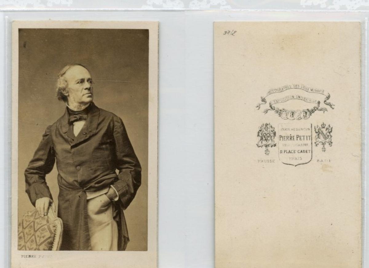 Pierre Petit, Paris, Jacques-Fromental