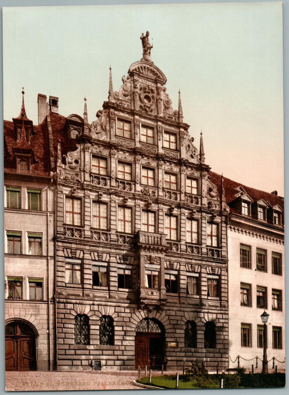Bildergebnis für nürnberg pellerhaus