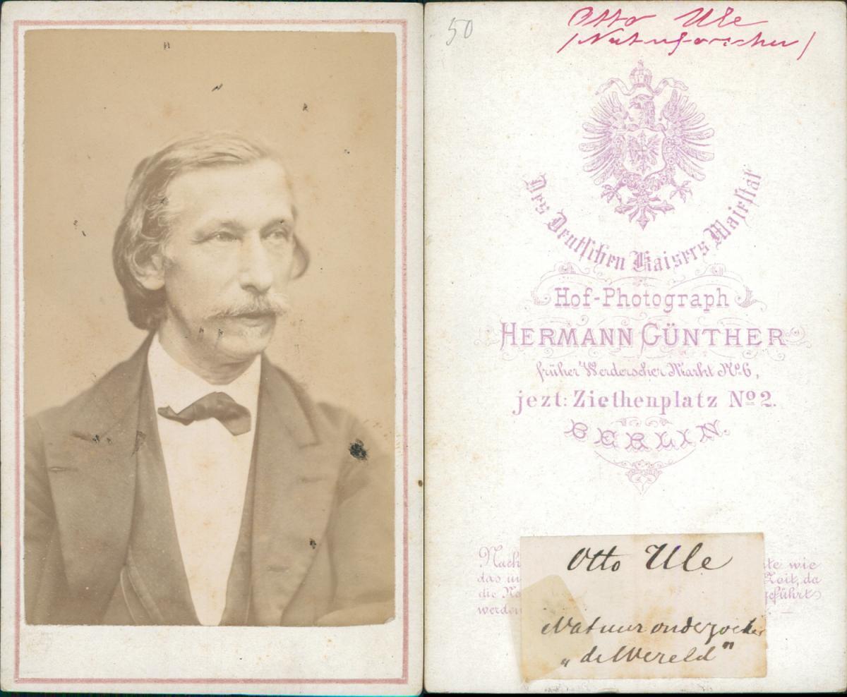 Otto Ule Photographie Originale Foto Des Verkaufers