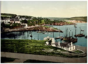 Ireland, Co. Waterford. Dunmore