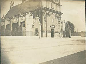 France, Bordeaux, Eglise St Bruno