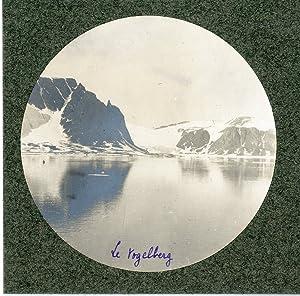 Norvège, Lepontine Alps, Vogelberg: Photographie originale /