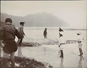 South Africa, At Hout Bay, 1913