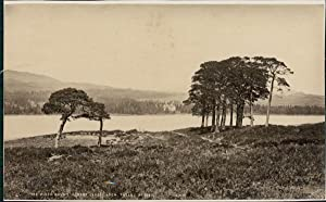 G.W.W., UK, The Black Mount Forest Lodge. Loch Tulla
