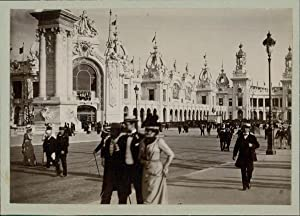 Paris, Exposition Universelle de 1900