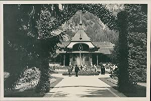 Suisse, Interlaken