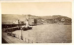 Uk, Dover Harbour