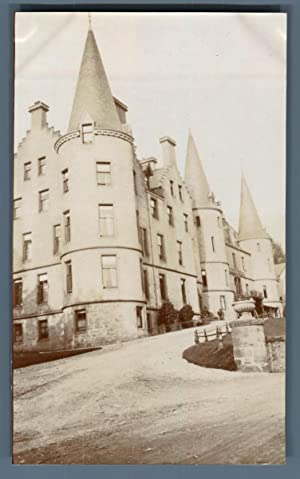 UK, Scotland, The Trossachs Hotel