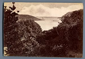 UK, Mouth of Kingsbridge, Salcombe from continuation of Devon Road