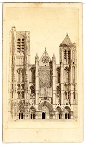 France, Cathédrale de Bourges