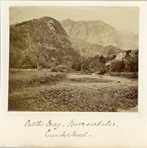 United Kingdom, Castle Crag, Borrowdale (Cumbria)