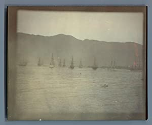 Chile, Iquique, The nitrate vessels