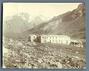South America, Establishments in the Andes Mountains