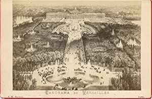 France, Panorama de Versailles
