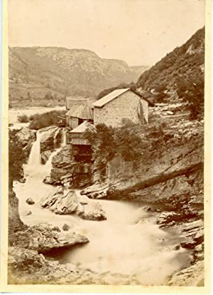 France, Moulin de Bauges