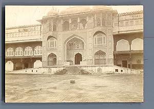 India, Jaipur (????? ?????), Amber Fort: Photographie originale /