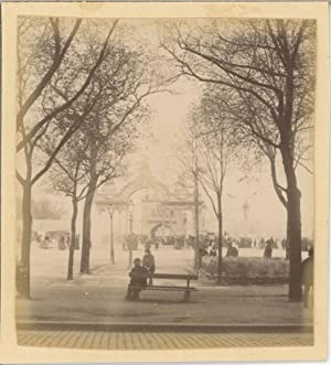 France, Bordeaux, Carrousel Carnot