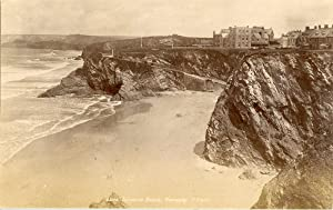 F. F. & Co., UK, Newquay (Cornwall), Tolcarne Beach
