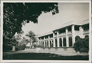Sudan, Khartoum, The Grand Hotel: Photographie originale /