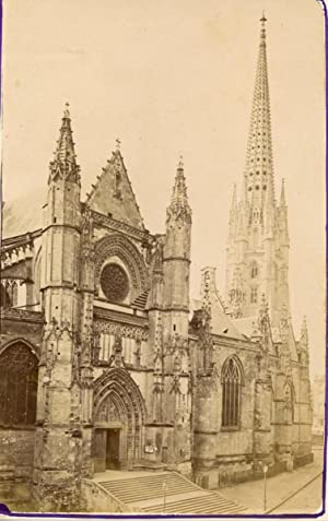 France, Bordeaux, la basilique Saint-Michel