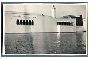 France, Paris, Exposition Universelle de 1937. Pavillon de l' Algérie