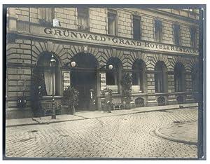 Grand Hotel Grünwald: Photographie originale /