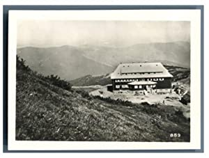 France, Hôtel du Grand Ballon: Photographie originale /