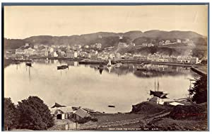 G.W.W., Great Britain, Scotland, Oban, view from south-west