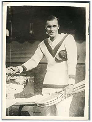 U.S.A., Tennis player, Bill Tilden