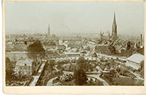 France, Mulhouse, Panorama