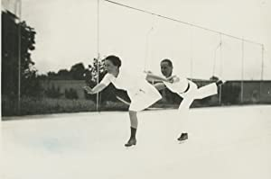 Patinage, 1936