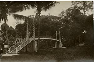 Malaisie, suspension bridge