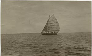 Malaisie, sailboat