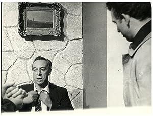 """Italia, Film """"Il principe fusto"""" con Maurizio: Photographie originale /"""