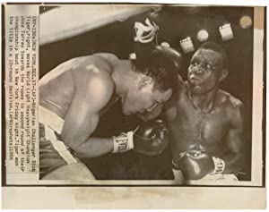 New York, Nigerian challenger Dick Tiger and Jose Torres