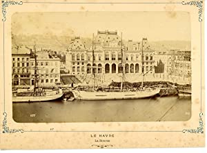 ND, France, Le Havre, La Bourse
