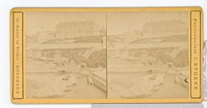J. Stoerk, STEREO France, Biarritz, Grand Hotel: Photographie originale /