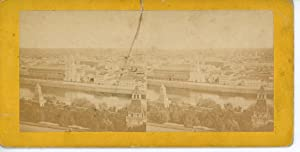 STEREO Russie Moscou Panorama