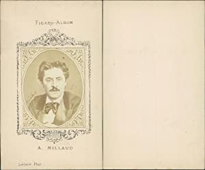 Albert Millaud, Journaliste