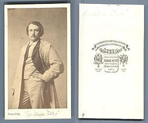 Gustave Doré, Paul Gustave Louis Christophe Doré: Photographie originale /