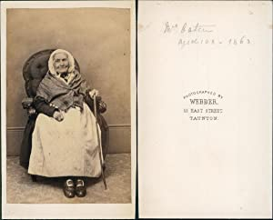 Weber Taunton women aged of 108 years