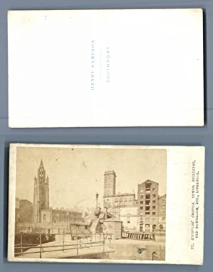 Henry Sampson, Uk, Liverpool, St. Nichola' Church, Tower Buildings, Old Newsroom, etc.