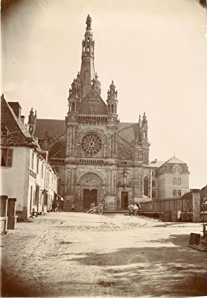 France, Sainte-Anne d'Auray, La Basilique