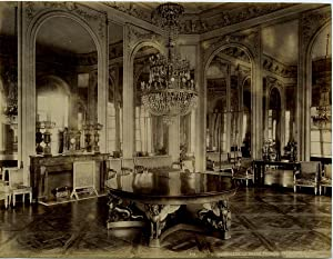 France, Versailles, Grand Trianon, Salon des Glaces