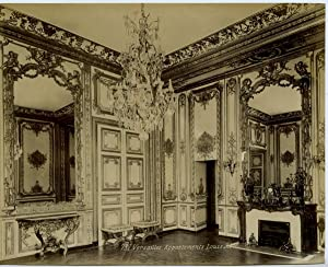 France, Versailles, Appartement Louis XIV