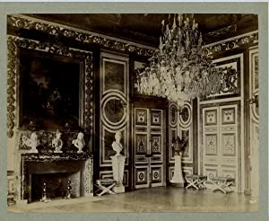 France, Versailles, Salon d'Attente Louis XIV