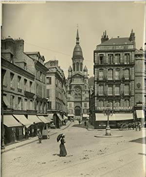 ND. Phot. France, Le Havre, Eglise St. Michel